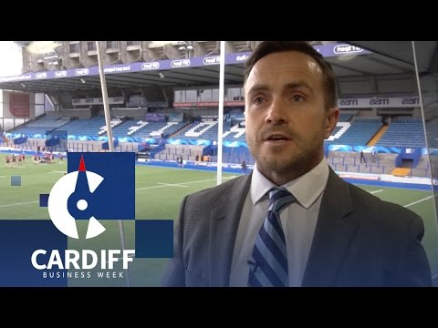 Cardiff Blues - Rhys Williams | Commercial Director
