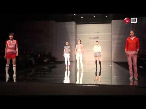 Le deuxième défilé de la 27ème collection Daegu , Balenky