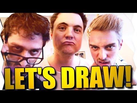 Y-TITTY vs. APECRIME - Let´s Draw