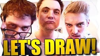 Y-TITTY vs. APECRIME - Let´s Draw