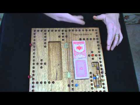 Pegs And Jokers Board Gamewmv