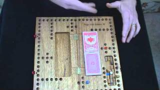 Pegs And Jokers Board Game.wmv