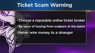 BBB Warns Of Vikings Tickets Scams