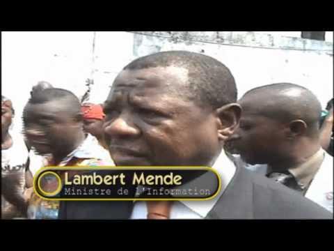 Témoignages sur Feu Sakombi Inongo lors de ses funérailles.