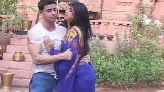 Saraswatichandra TV Serial Shooting On Location May 19, 2014