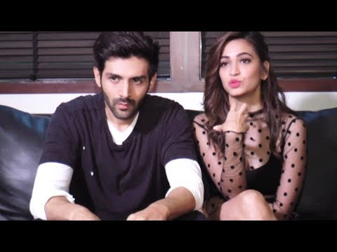 Kartik Aryan and Kriti Kharbanda INTERVIEW | Guest Iin London PROMOTION