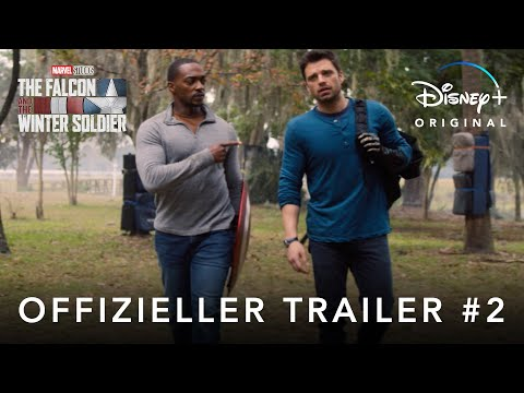 2. Offizieller Trailer I Marvel Studios' The Falcon and the Winter Soldier I Disney+