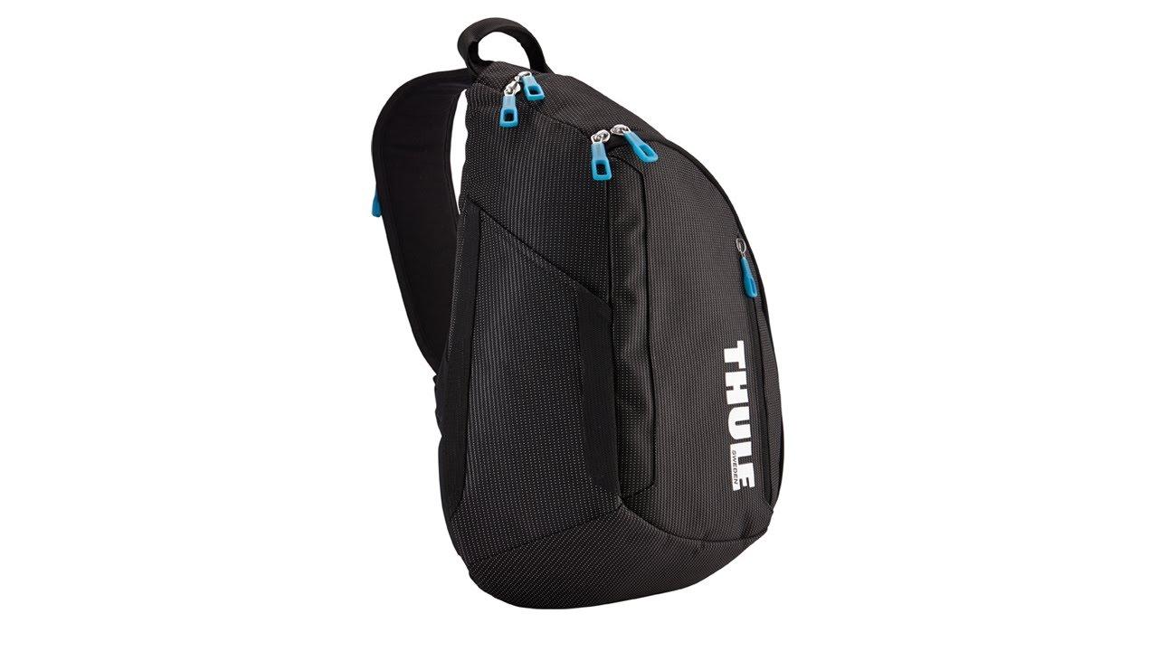 e8fdf67fe Daypacks - Thule Crossover Sling Pack - YouTube