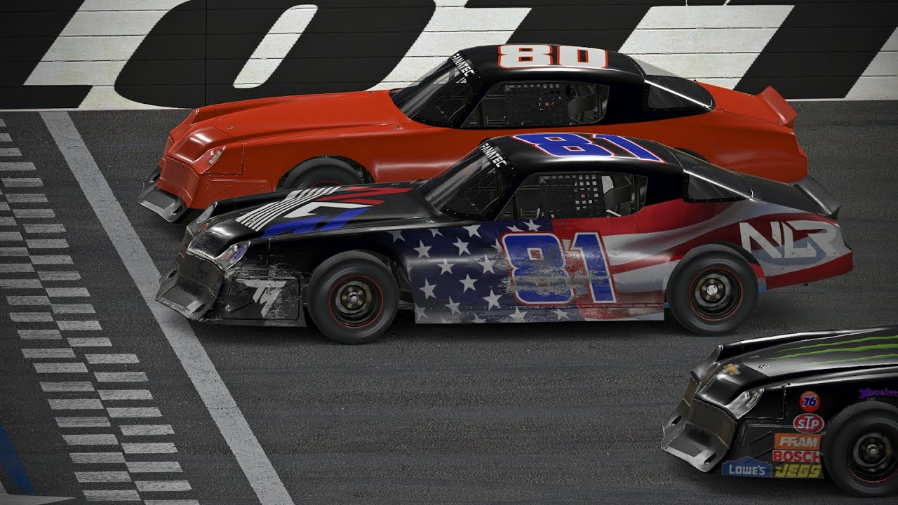 iRacing OCRP League Race 11 at Charlotte!