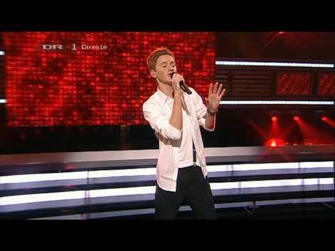"X Factor 2010 Denmark - Jesper synger ""Say Say Say"" Michael Jackson - Live show 2 [HD]"