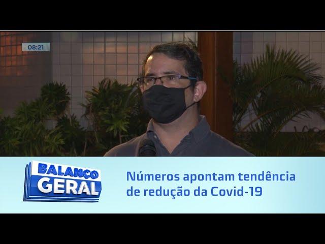 Observatotio da Ufal: Números apontam para tendência de redução da Covid-19 em Alagoas