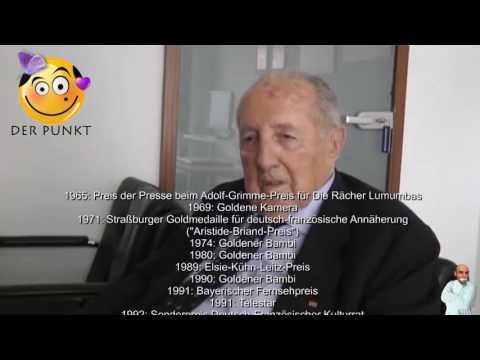 MEDIEN: Peter Scholl Latour - Die deutsche Presse ist nicht frei