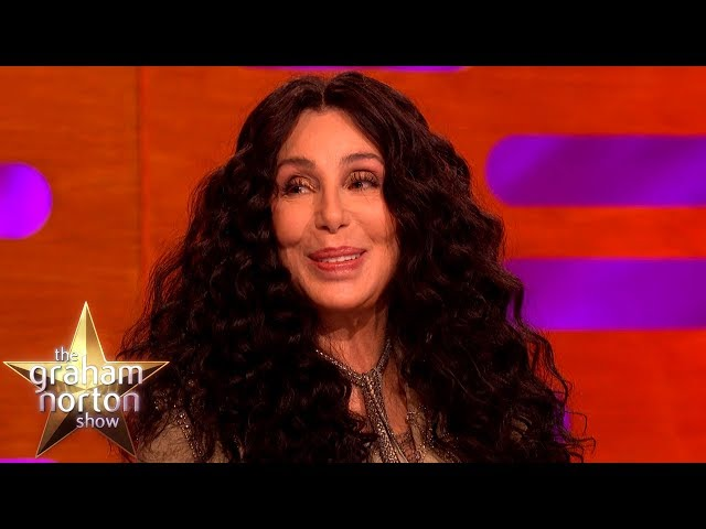 Cher Spent Time In Prison When She Was 11 Years Old   The Graham Norton Show