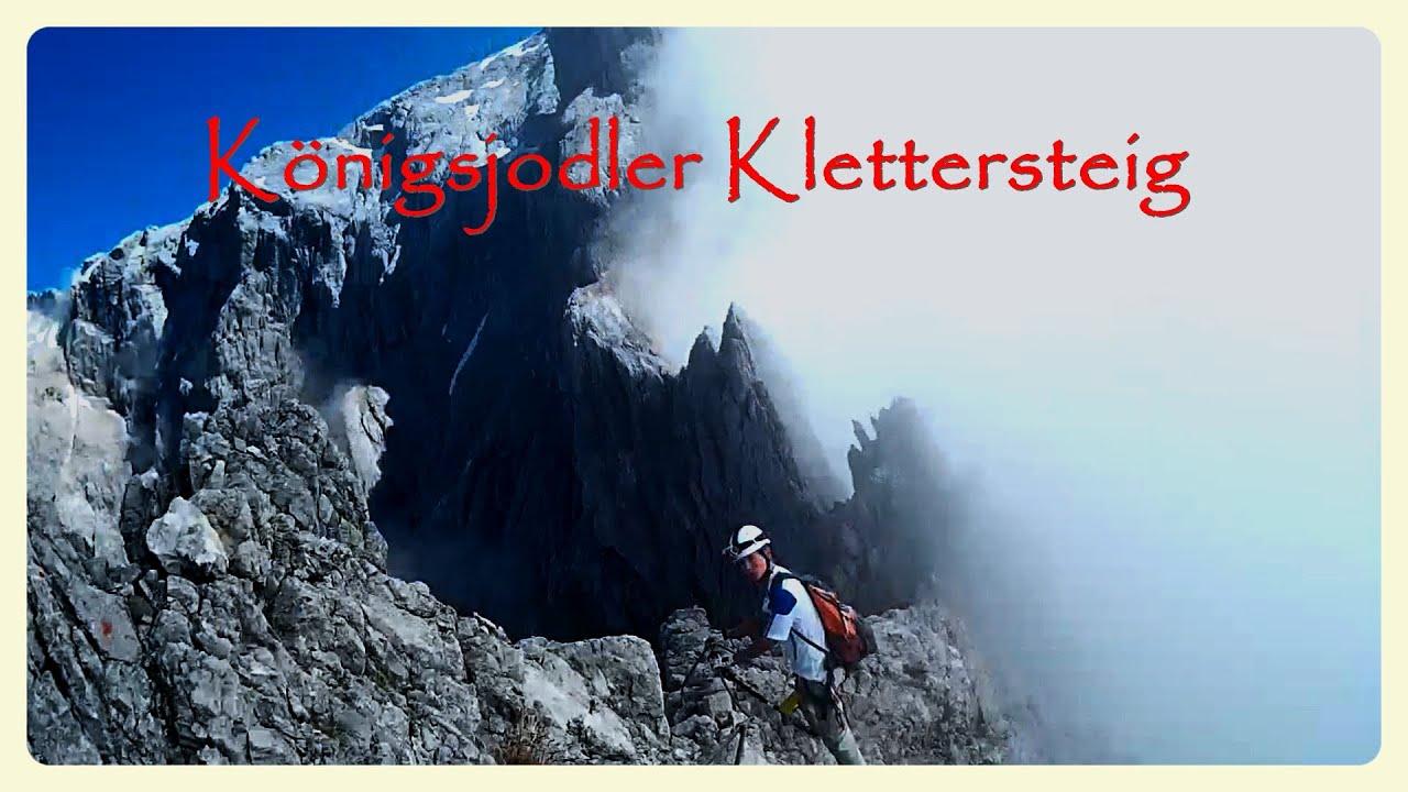 Klettersteig Königsjodler : Bergfex königsjodler klettersteig c d hochkönig