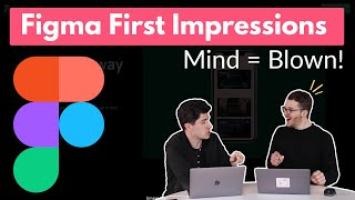 Figma First Impressions + We were BLOWN AWAY! || Crema