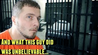 A prison cell mate I'll never forget ( prison story )
