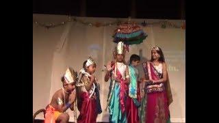 Ram Leela by kids thru songs - a play on origin of Diwali Hindu festival, the story of Ramayan