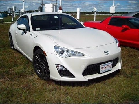scion fr s with toyota badges made to look like a toyota gt 86 youtube. Black Bedroom Furniture Sets. Home Design Ideas