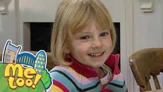 Me Too! - Bird Watching | Full Episode | TV Show for Kids