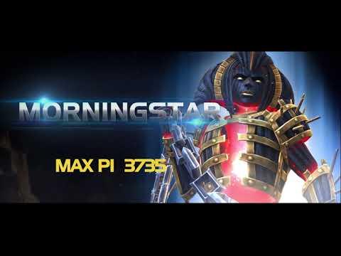 Marvel Contest of Champions Morningstar Spotlight