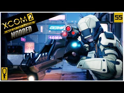 SWIFT - XCOM 2 WOTC Modded Gameplay - Part 55 - Let's Play Legend Ironman