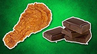 Çikolatalı Tavuk Yaptık - Oha Diyorum Mutfakta