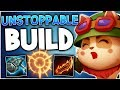 This On-Hit Teemo build is UNSTOPPABLE!! - Teemo Only Season 9