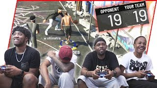They JUMPED Him For The Game Winner! - NBA 2K19 Playground Gameplay