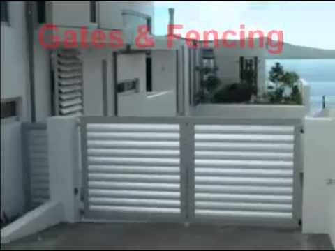 Boundary Walls Port Elizabeth Zl Contracting Youtube