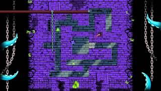 Первый взгляд на игру Adventures of Shuggy - Часть 1