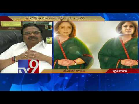 Dasari Narayana Rao speaks on Khaidi No.150,GPSK&Demonetisation - TV9 Exclusive