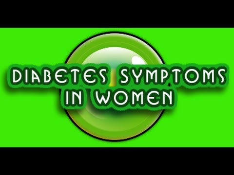 Symptoms Of Gestational Diabetes: Diabetes Symptoms In Women
