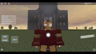 playing with iron man mk 3 (roblox iron man scripting)