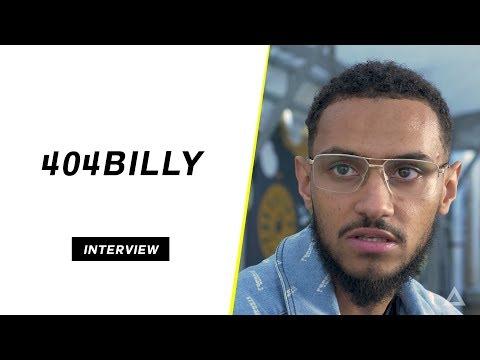 Youtube: 404Billy:«Tu ne peux plus tricher dans le rap»