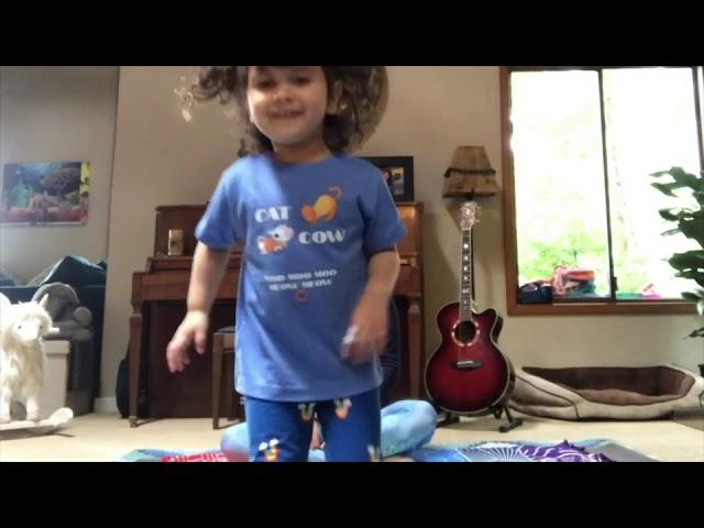 Kids Yoga Adventure: Heal the World