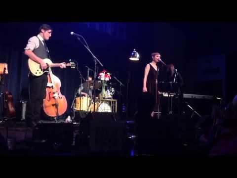 Kat Edmonson 'Paris Song' at Music Box Supper Club, Feb 2015