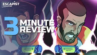 Twin Breaker: A Sacred Symbols Adventure | Review in 3 Minutes (Video Game Video Review)