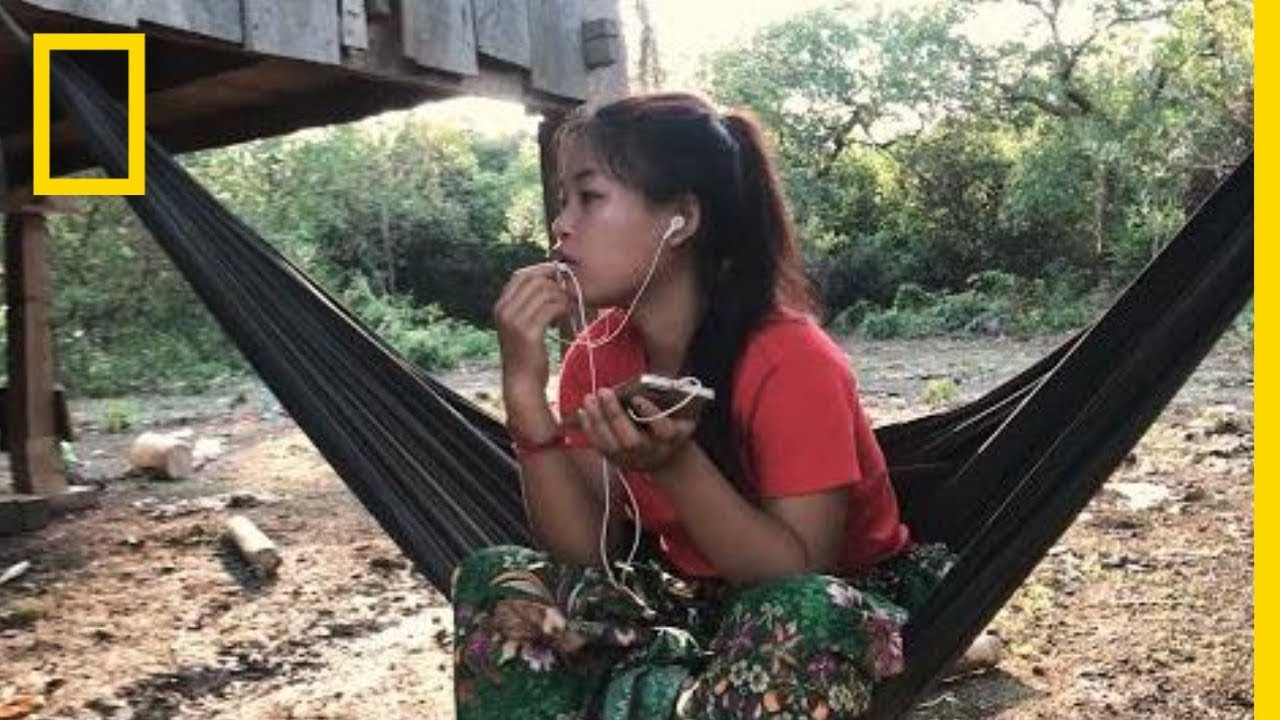 See How Technology is Changing Traditional Teenage Dating in Cambodia | Short Film Showcase