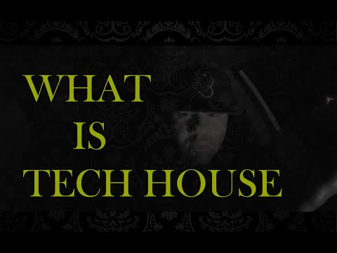 (New Tutorial) What Is Tech House  #2:  Examining Tech House W/Samples