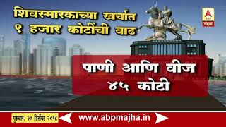 Mumbai : News Regarding Shiv Smarak Budget