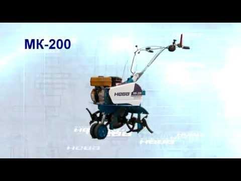 Бензиновый культиватор НЕВА МК-200-Б5.0 RS