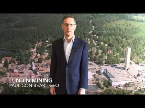 Lundin Mining - Paul Conibear, CEO