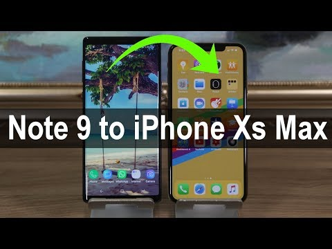 iPhone Xs Max After 2 Weeks (from Galaxy Note 9 Owner)