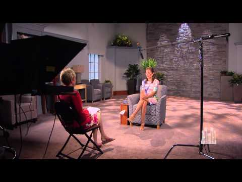 Laura Osnes Discusses Family and Faith - Mormon Tabernacle Choir