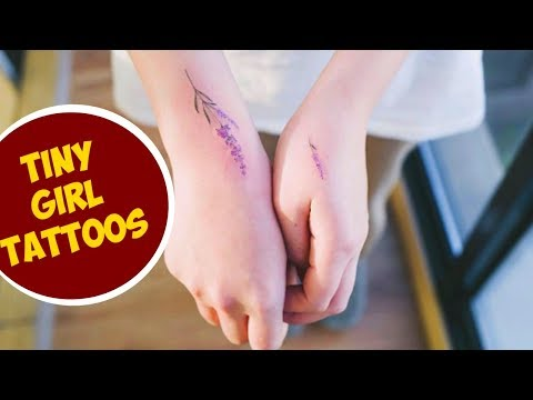 Tiny Girl Tattoos That Will Make You Want to Get Inked