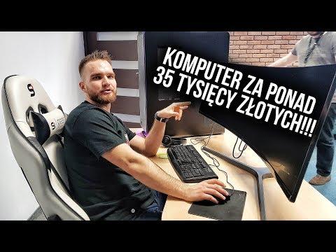KOMPUTER ZA PONAD 35 TYSIĘCY ZŁ