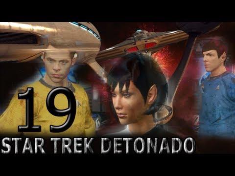 Star trek Gorn Planet Find a Way off the Mountain - parte 19 detonado vamos jogar gameplay