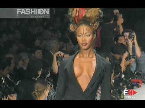KARL LAGERFELD Spring Summer 1994 Paris - Fashion Channel