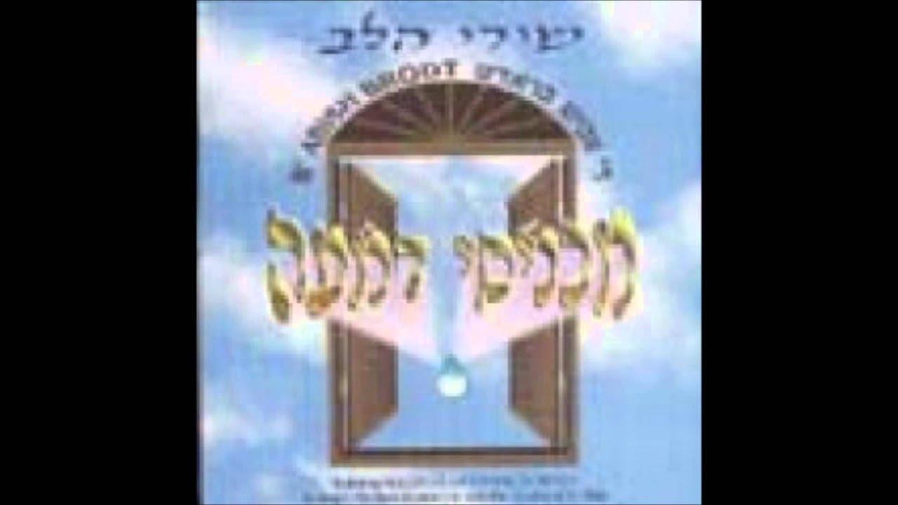 Abish Brodt - Shirei Halev 9. Al Taster