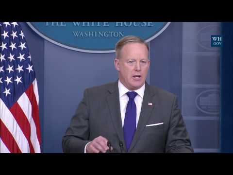 2/7/17: White House Press Briefing